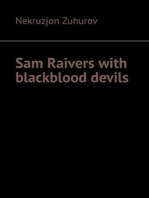 cover image of Sam Raivers with blackblood devils