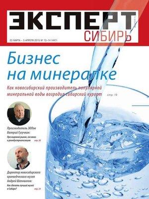 cover image of Эксперт Сибирь 13-14