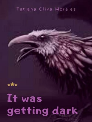 cover image of It was gettingdark