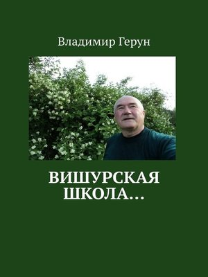 cover image of Вишурская школа...