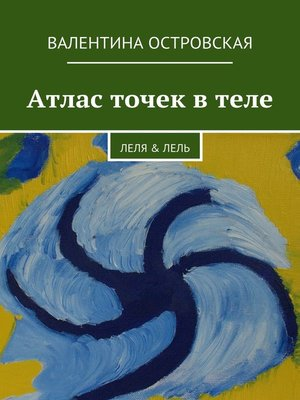 cover image of Атлас точек втеле