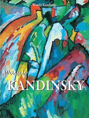 cover image of Wassily Kandinsky