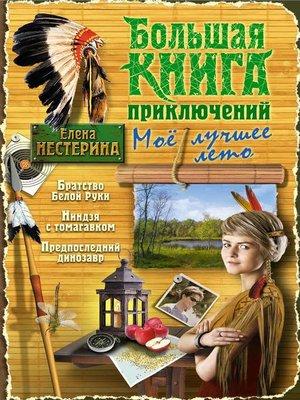 cover image of Большая книга приключений. Мое лучшее лето (сборник)