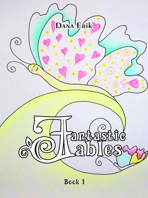 cover image of Fantastic Fables. Book 1