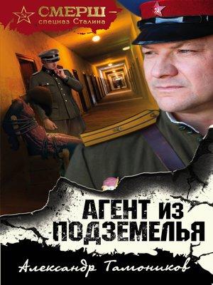 cover image of Агент из подземелья