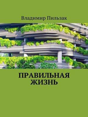 cover image of Правильная жизнь