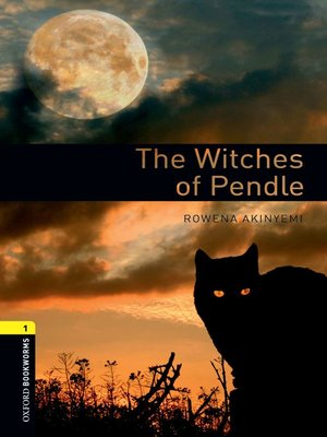 cover image of The Witches of Pendle