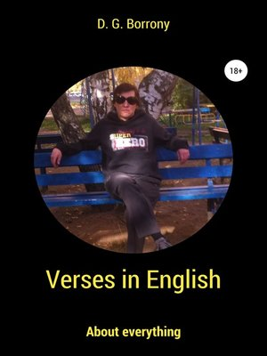 cover image of Verses in English