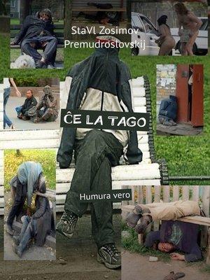 cover image of ĈE LATAGO. Humura vero