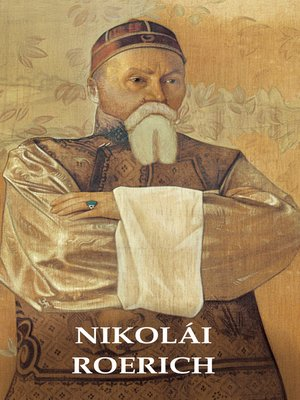 cover image of Nikolái Roerich