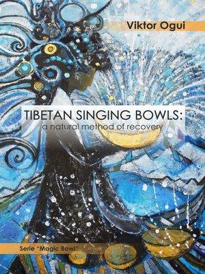cover image of Tibetan singing bowls