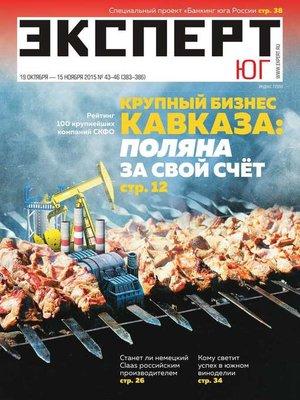 cover image of Эксперт Юг 43-46