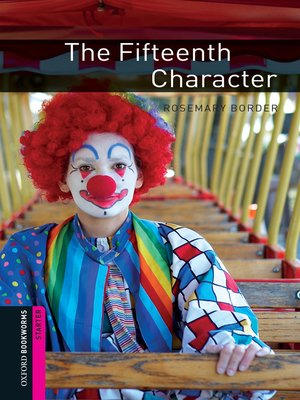 cover image of The Fifteenth Character