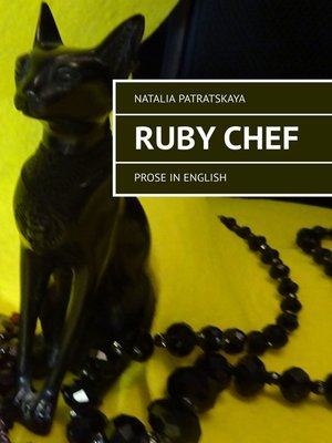 cover image of Ruby Chef. Prose in English