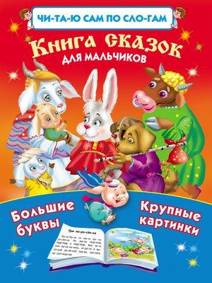 cover image of Книга сказок для мальчиков