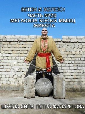 cover image of Мегасила косых мышц живота