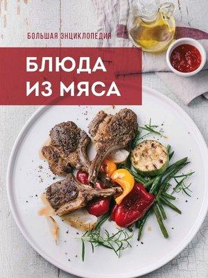 cover image of Большая энциклопедия. Блюда из мяса