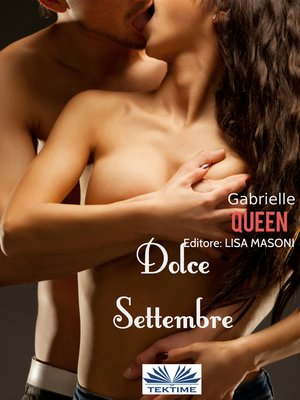 """cover image of """"Dolce Settembre"""""""
