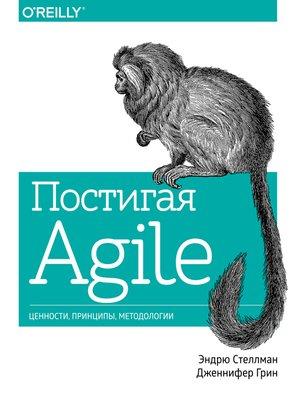 cover image of Постигая Agile