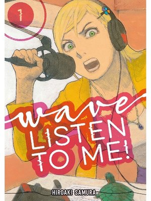 cover image of Wave, Listen to Me!, Volume 1
