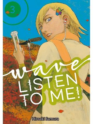 cover image of Wave, Listen to Me!, Volume 3