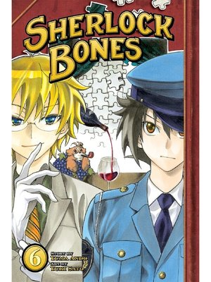 cover image of Sherlock Bones, Volume 6