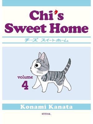 cover image of Chi's Sweet Home, Volume 4