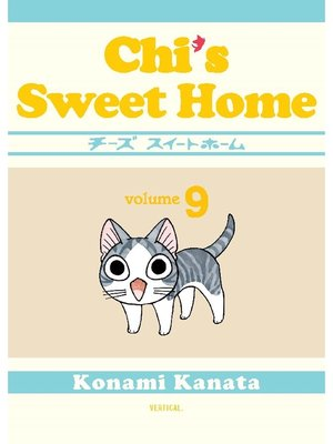 cover image of Chi's Sweet Home, Volume 9