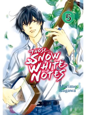 cover image of Those Snow White Notes, Volume 5