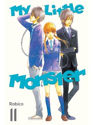 cover image of My Little Monster, Volume 11