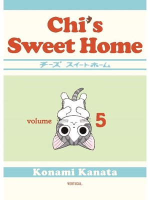 cover image of Chi's Sweet Home, Volume 5