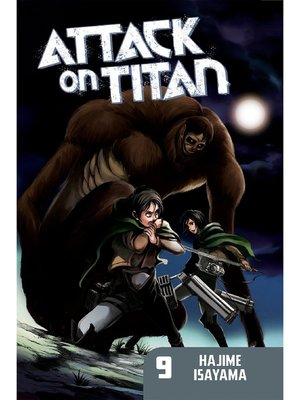 cover image of Attack on Titan, Volume 9