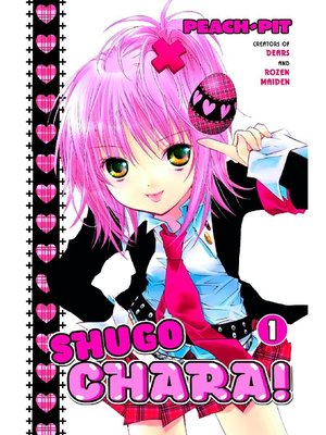 cover image of Shugo Chara!, Volume 1