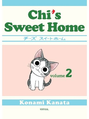 cover image of Chi's Sweet Home, Volume 2