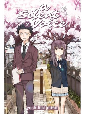 cover image of A Silent Voice, Volume 2