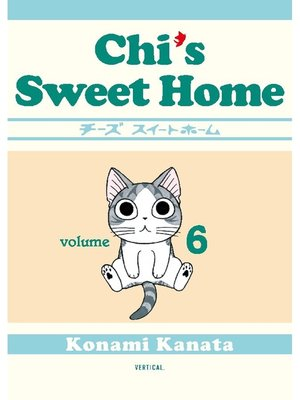 cover image of Chi's Sweet Home, Volume 6