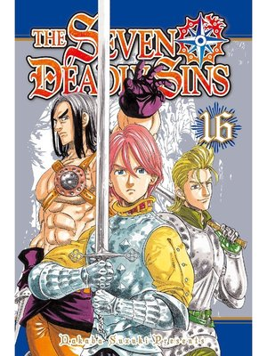 cover image of The Seven Deadly Sins, Volume 16