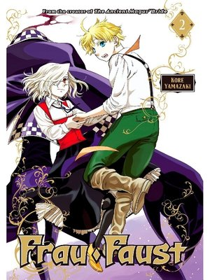 cover image of Frau Faust, Volume 2