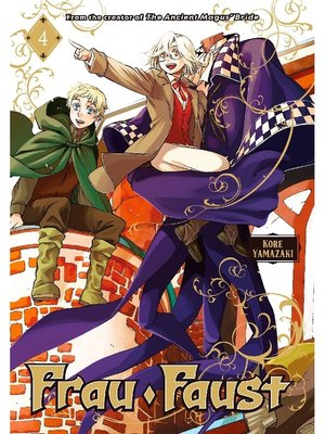 cover image of Frau Faust, Volume 4