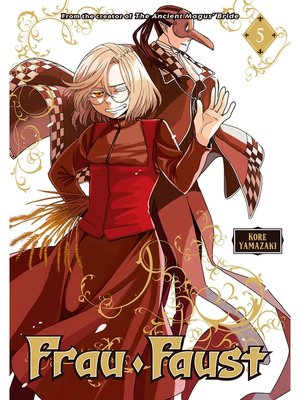 cover image of Frau Faust, Volume 5