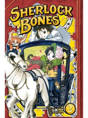 cover image of Sherlock Bones, Volume 2