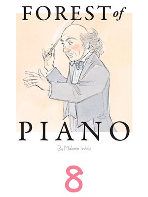 cover image of Forest of Piano, Volume 8