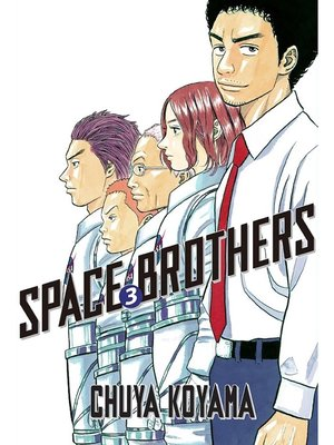 cover image of Space Brothers, Volume 3