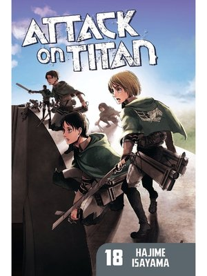 cover image of Attack on Titan, Volume 18