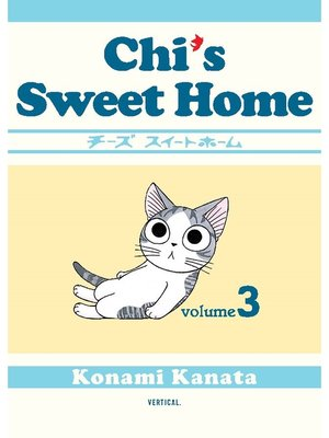 cover image of Chi's Sweet Home, Volume 3