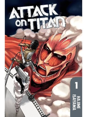 cover image of Attack on Titan, Volume 1