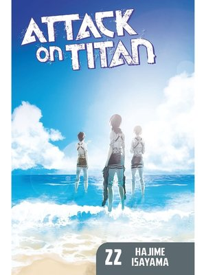 cover image of Attack on Titan, Volume 22