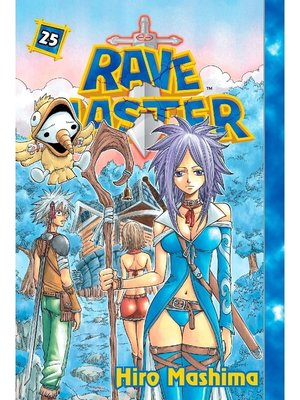 cover image of Rave Master, Volume 25