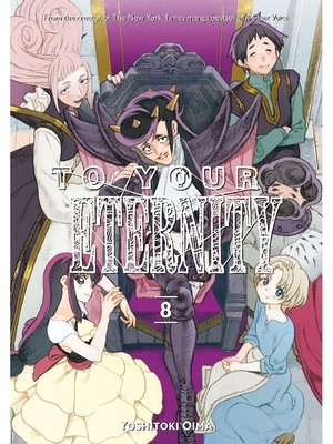 cover image of To Your Eternity, Volume 8