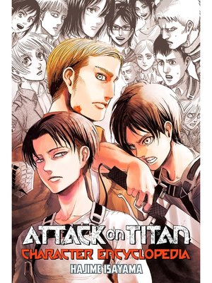 cover image of Attack on Titan Character Encyclopedia, Volume 1